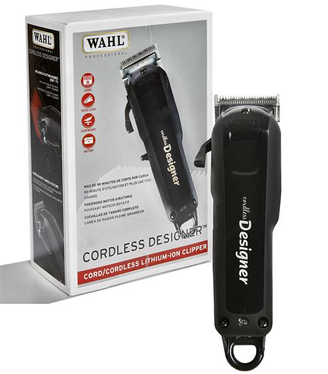 amazoncom wahl professional cordless rechargeable trimmer