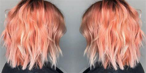 blorange trend rambut  kian digemari portal wanita muda