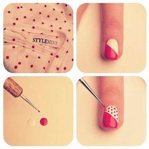 Interesting step by nail designs fashionsy