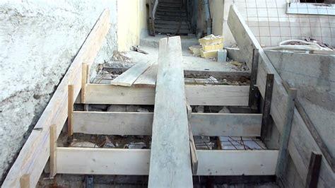 2010 10 16 mont 233 e des escalier avant coulage youtube