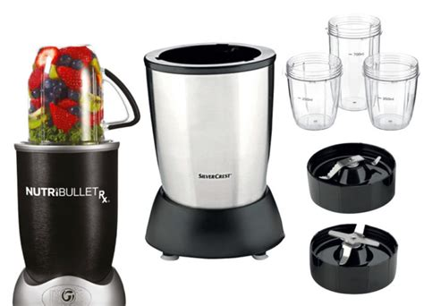 Food Blender Lidl by Lidl S Own Brand Version Of The Nutribullet Is Only 39 99