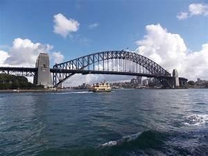 Sydney Harbour Bridge Australia Full HD Wallpaper and ...