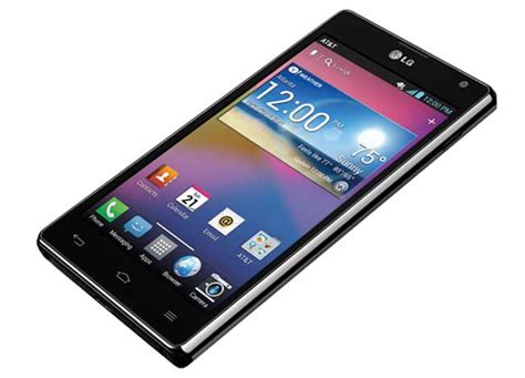 lg optimus g now on sale from at t get the most powerful