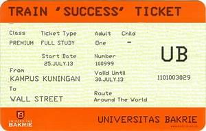 luthfi atar eka soraya adbrand club With train ticket template word