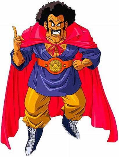 Satan Mr Dragon Ball Dbs Deviantart Dbz