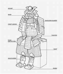 Pin Samurai Armor Diagram Tattoo On Pinterest