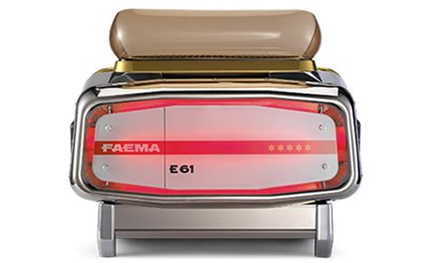 E61   traditional espresso machines   Faema