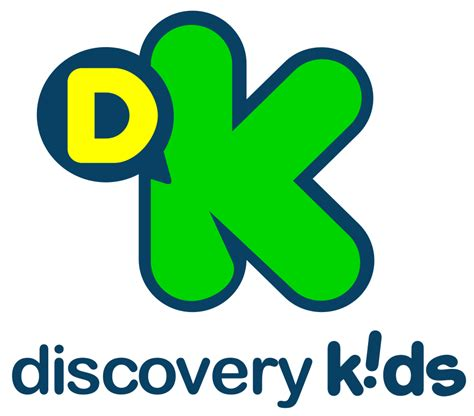File Discovery Kids Logo Svg Wikimedia Commons