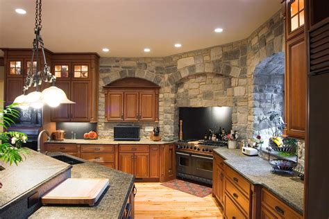Kitchen House St Louis by Custom Luxury Home Kitchen Custom Luxury Home Builder St