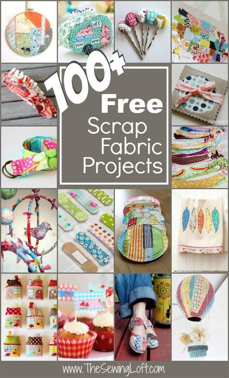 scrap fabric projects  sewing loft