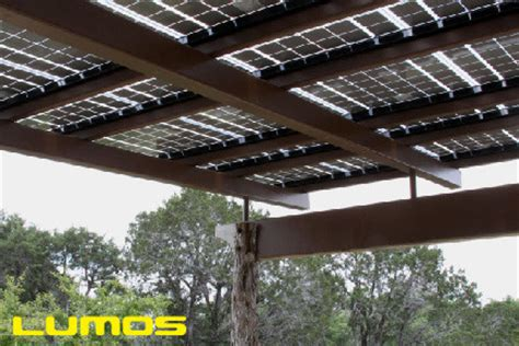 lumos lsx solar patio covers pergola contemporary