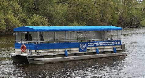 Riverwalk Boat Tours Rentals by Why You Should Go