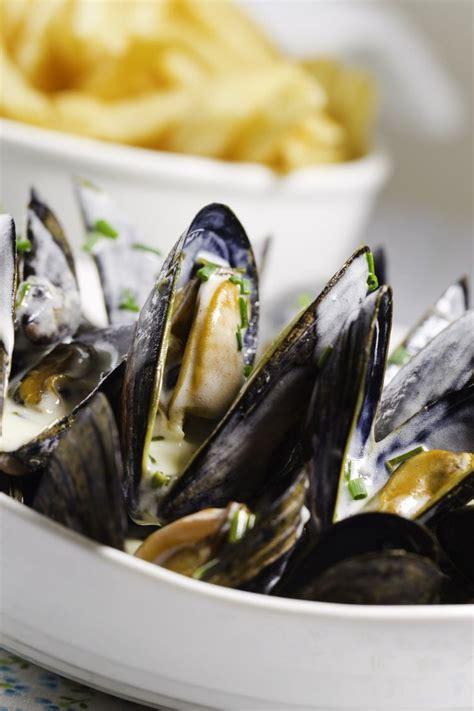 moules marinieres persillees recept