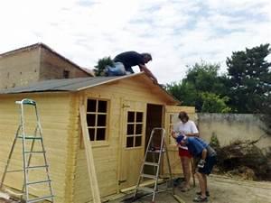 Abri En Kit : monter un abri de jardin en kit ~ Premium-room.com Idées de Décoration