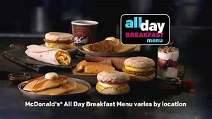 McDonald's All Day Breakfast - YouTube