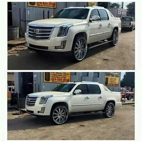 Cadillac Escalade Front Clip by Cadillac On