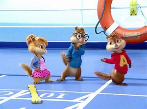 8 New ALVIN AND THE CHIPMUNKS: CHIP-WRECKED Photos and Two ...
