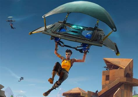 fortnite leaks reveal incoming jetpacks  competitive map