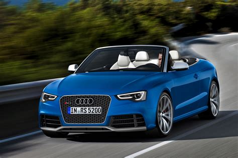 Audi Rs5 Picture by Audi Rs5 Cabriolet Pictures Auto Express