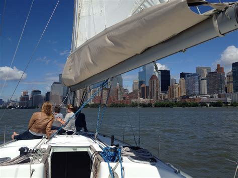 Sailboat Rental Nyc by Atlantic Yachting Sail And Anchor The A Y