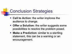 How To Write A Conclusion For A Persuasive Essay - How to ...