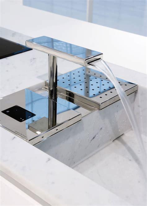 robinet escamotable cuisine l 39 eau coule de source inspiration cuisine le magazine