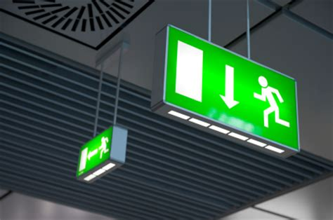emergency lighting system design series follow