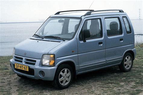 especificaciones de suzuki wagon   gl manual  puerta