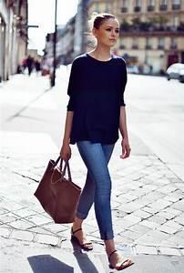 Décontracté Chic : s 39 habiller chic et d contract femme ~ Melissatoandfro.com Idées de Décoration