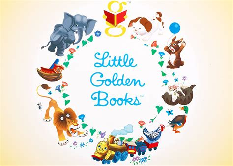 Theres A Little Golden Book For That Brightly