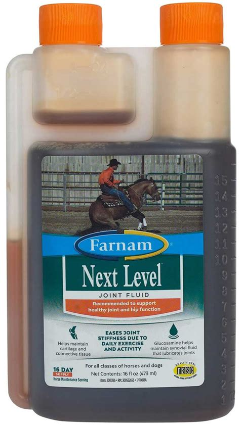 level equine joint fluid farnam supplements