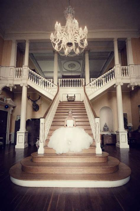 entrance hall  grand staircase  country house wedding