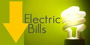 How to Lower Electric Bill to Save Money