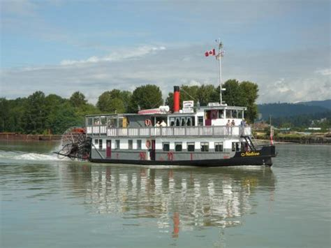 Casino River Boat Near Me by Paddlewheeler Riverboat Cruises New Westminster All