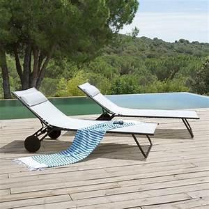 Bain De Soleil : bain de soleil miami lafuma cume plantes et jardins ~ Melissatoandfro.com Idées de Décoration