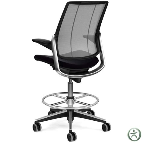 shop humanscale diffrient smart drafting chair