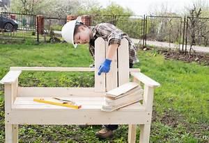 Gartenstuhl Selber Bauen : gartenm bel aus holz selber bauen ideen tipps und tricks ~ Articles-book.com Haus und Dekorationen