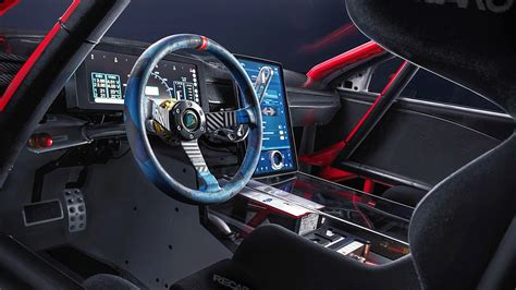 ford mustang mach   interior