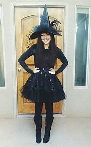 Halloween Kostüm Selber Machen : hexenkost m selber machen kost m idee zu karneval ~ Lizthompson.info Haus und Dekorationen