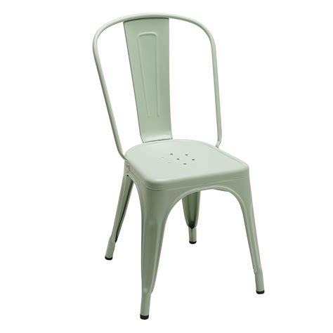 chaise a tolix chaise a le corbusier