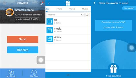 telecharger shareit beta