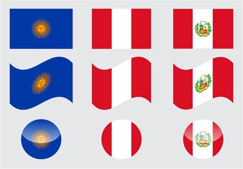 vector libre de la bandera de per 250 descargue gr 225 ficos y vectores gratis