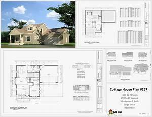 Free Complete House Plans Pdf Download Elegant H267