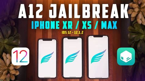 chimera to jailbreak a12 on ios 12 12 1 2 official