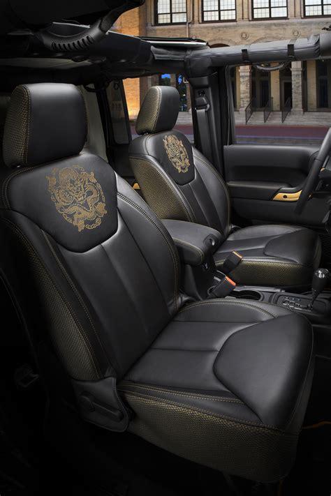 jeep wrangler dragon edition  price