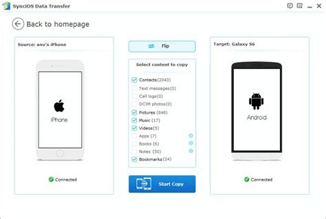 transfer iphone to samsung transfer content from your iphone to galaxy s6 s6 edge