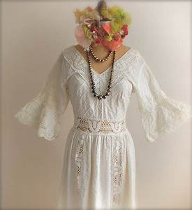 mexican wedding dress prom dress white lace bell With traditional mexican wedding dress