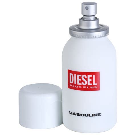 diesel plus plus masculine eau de toilette f 233 rfiaknak 75 ml notino hu
