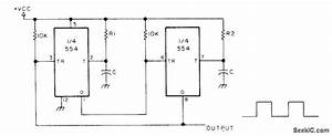 554 astable basic circuit circuit diagram seekiccom With index 40 basic circuit circuit diagram seekiccom