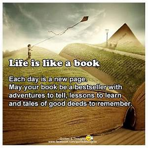 141 best images... Life Story Book Quotes